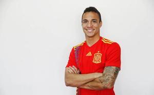 Rodrigo Moreno: «Estar en un Mundial es el sueño de toda una carrera deportiva»