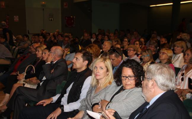 Emotivo homenaje en Dénia a la periodista Rosa Pastor 'la Pallera' fallecida este mes