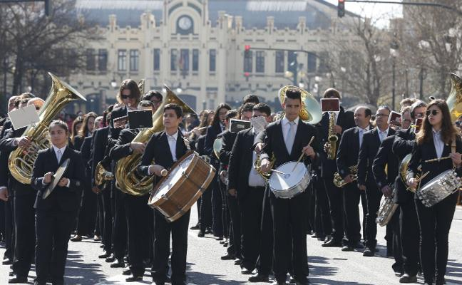 Miles de músicos para el Guinness