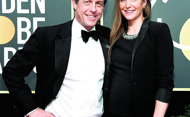 Hugh Grant se casa, y esta vez de verdad