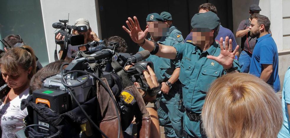 Así ha sido la detención de Eduardo Zaplana