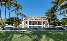 Enrique Iglesias vende su mansión en Miami