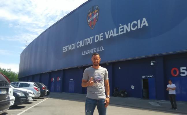 «Todo lo bueno que le ha pasado al equipo es gracias a Paco López»
