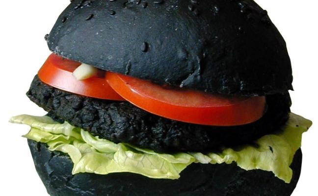 La comida negra está de moda