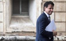 Conte se presenta como el «abogado defensor» de Italia
