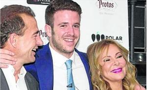 Preocupación por el estado de salud del hijo de Ana Obregón y Alessandro Lequio