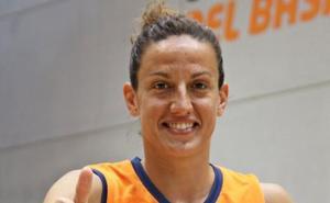 María Pina: «Soy una jugadora con mucho corazón y energía»