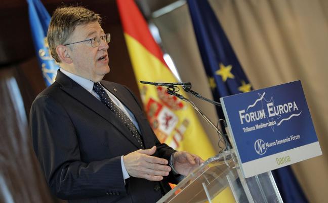 La Generalitat se personará en la causa contra el expresidente valenciano
