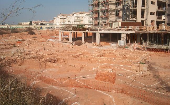 La villa romana de Paterna sale de la lista roja del patrimonio