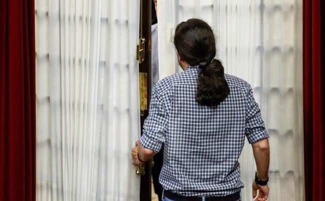Iglesias: «Una participación baja en la consulta nos obligaría a dimitir»