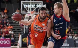 Sigue en directo el MoraBanc Andorra - Valencia Basket aquí
