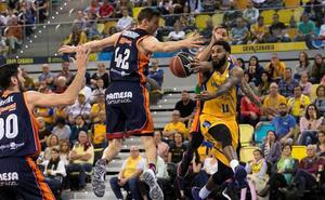 El Valencia Basket se enfrentará al Herbalife Gran Canaria en playoff
