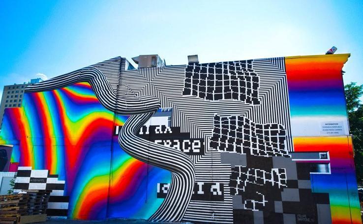 Grafitis de valencianos alrededor del mundo