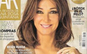 Ana Rosa Quintana cierra la revista 'AR' después de 17 años en el mercado