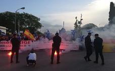 Los funcionarios bloquean 5 horas el acceso a la cárcel de Picassent