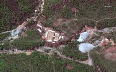 Corea del Norte destruye su centro de pruebas nucleares