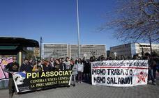 Los profesores asociados de la Universidad Politècnica de Valencia suspenden la huelga y examinarán a los alumnos