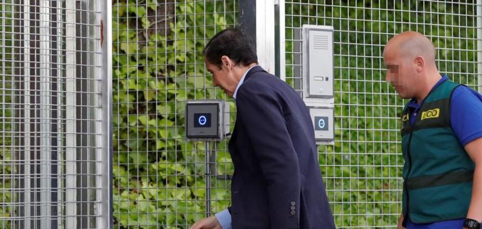 Última hora sobre la detención de Eduardo Zaplana