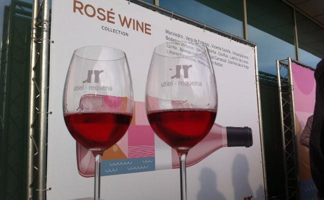 Rosé Wine de Utiel Requena en la Marina