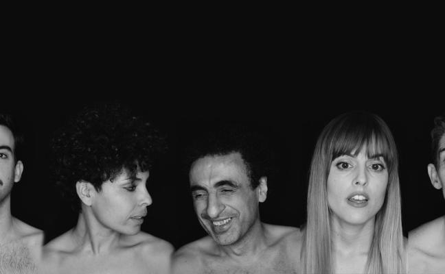 'Canvas of bodies' cuestiona los cánones de belleza