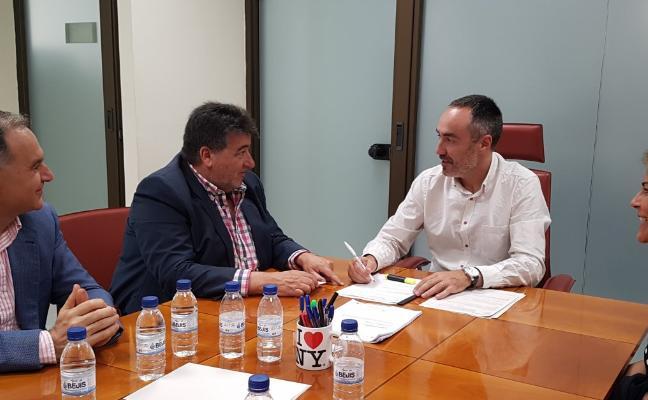 Alzira exige la reversión de las zonas en buen estado del Hospital Santa Lucía