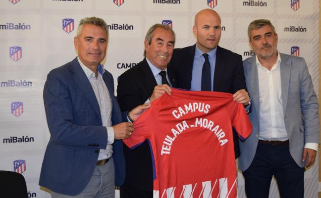 El Atlético de Madrid se fija en Teulada Moraira para formar su cantera