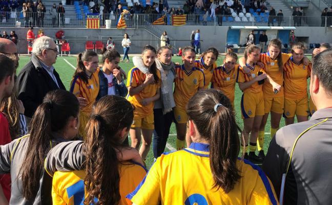 La federación valenciana y la UE Gandia organizan un clínic gratuito de fútbol femenino