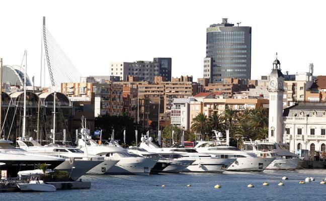 Banco Santander vende su deuda en La Marina de Valencia a un fondo de EE UU