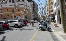 Un estudio avala la postura del equipo de gobierno de Dénia de peatonalizar la calle Marqués de Campo
