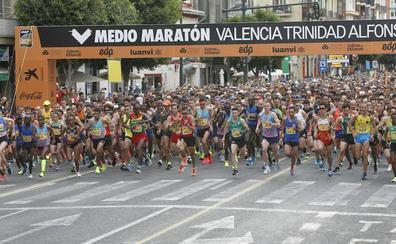 El maratón y el medio de Valencia mejoran su recorrido