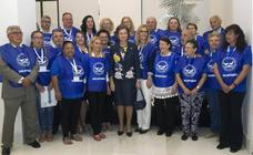 La Reina Doña Sofía agradece el «esfuerzo y la dedicación» de los Bancos de Alimentos