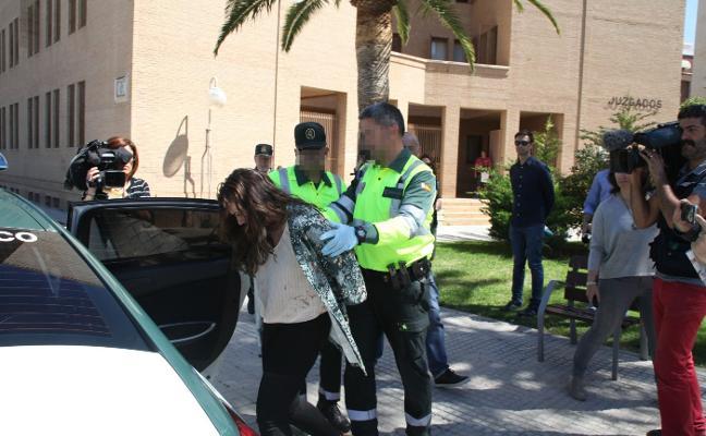 La joven que mató a tres ciclistas de Xàbia, libre tras pagar 7.000 euros