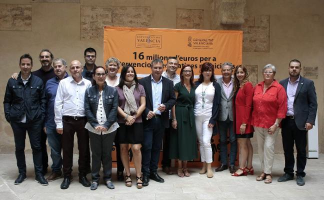L'Horta Nord recibe 2,5 millones para invertir en centros educativos