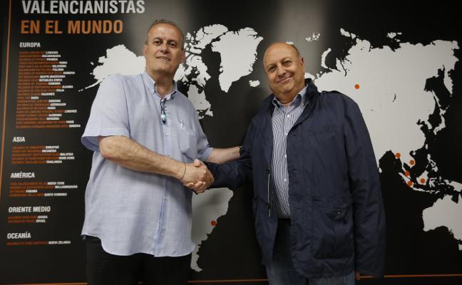 Fede Sagreras presidirá las peñas en el Centenario