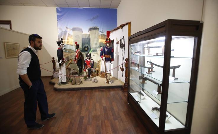 Los ejércitos del pasado reviven en el Museo Militar de Valencia