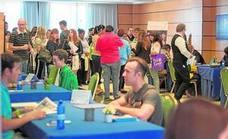 Cerca de 450 personas participan en el I Foro de Empleo del municipio