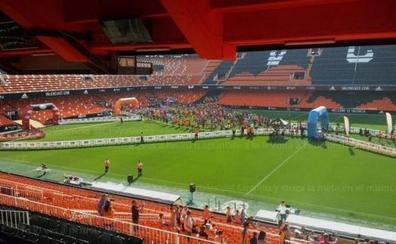 María José Cano e Ismael Quiñones ganan la II Volta a Peu Fundación Valencia CF