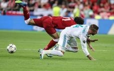Lluvia de críticas para Sergio Ramos por su 'actitud' en la final