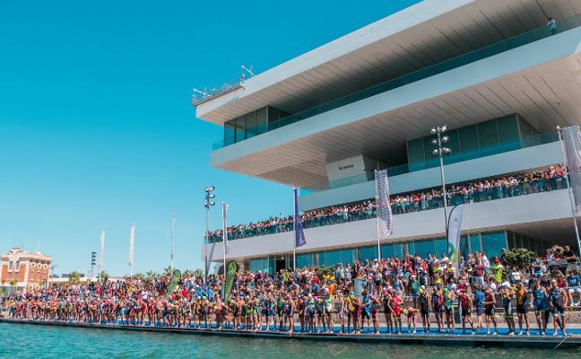 El Valencia Triatlón alberga este año la Copa de Europa