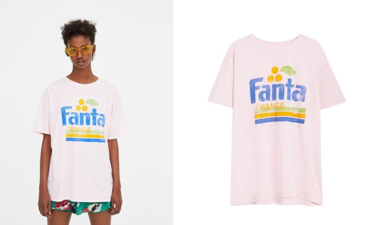 ¿Tienes estas camisetas en casa? Buenas noticias, están de moda otra vez