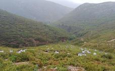 Muere al quedar atrapado en un depósito de agua cuando reforestaba el monte en Chiva