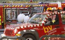 Valencia abre hoy el plazo para entrar en la bolsa de bomberos municipales en comisión de servicio