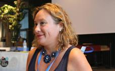Gema Estrela presenta su disimión como presidenta del CD Dénia
