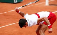 Bautista planta cara a Djokovic en París