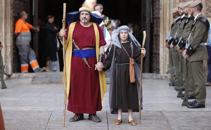 Procesión del Corpus Christi en Valencia