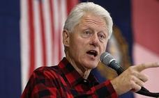 Clinton debuta como novelista