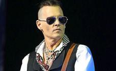 El increíble cambio físico de Johnny Depp