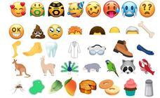 Nuevos emojis desde hoy