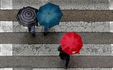 Las lluvias se van pero no del todo
