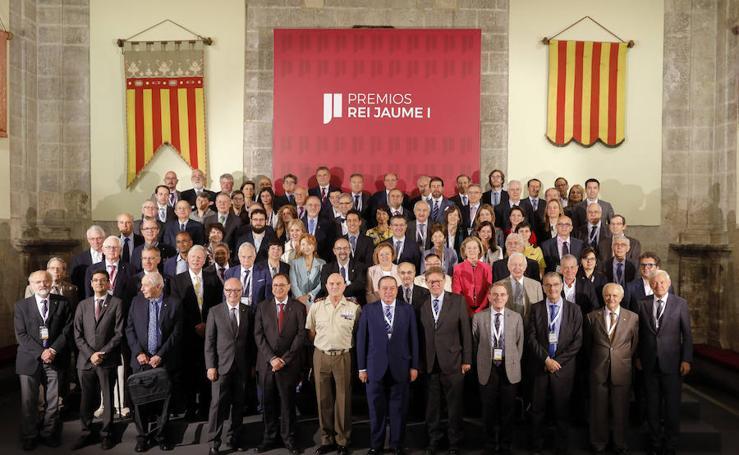 Los Premios Rei Jaume I se rinden a investigadores de la Comunitat